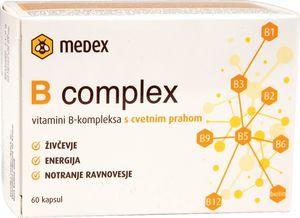Prehransko dopolnilo, B kompleks kapsule