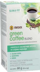 Prehransko dopolnilo Green cofee blend, 60g