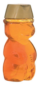 Med Medex cvetlični v plastenki medvedek, 250g
