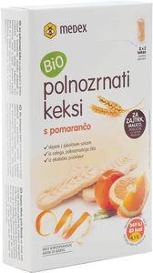Keksi Bio, pomaranča, 150 g