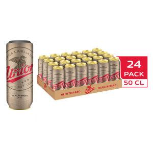 Pivo Union nefiltrirano, ploč., alk.4,9 vol%, 0,5l