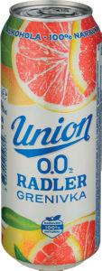 Pivo Radler Grenivka, alk.0,0 vol.%, 0,5l