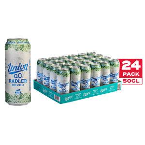 Pivo Radler Citrus-bezeg, brezalkoholno, 0,5l