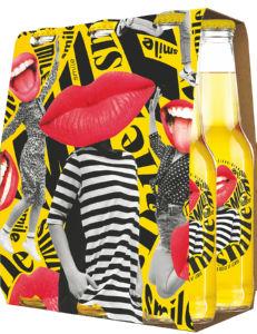 Pivo Smile, alk.4,5%, 6×0,33 l