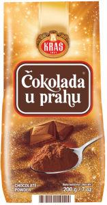 Čokolada Kraš, v prahu, 200g