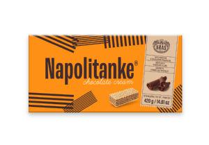 Napolitanke Kraš, čokolada, 420g