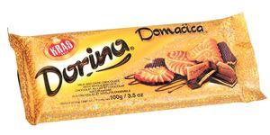 Čokolada mlečna Dorina Domačica, 100g