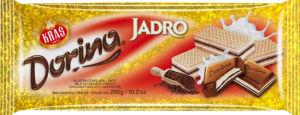 Čokolada mlečna Dorina Jadro, 290g