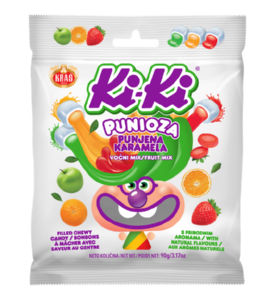 Bonboni Ki-ki Punioza mix, 90g