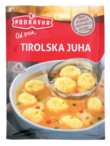 Juha Podravka, tirolska, 67 g