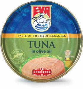 Tuna Eva v oljčnem olju, 80g