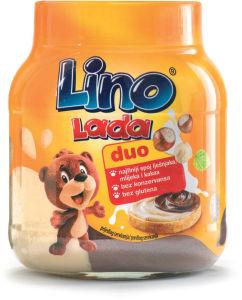 Namaz kremni Lino lada, kozarec, 750g