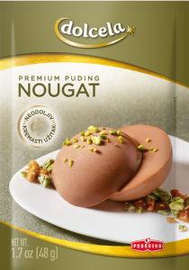 Puding Dolcela Nougat, premium, 48g