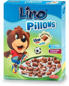 Žitarice Lino pillows, mlečne, 250 g