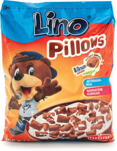 Žitarice Lino pillows, 500g