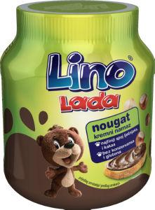 Namaz Lino lada, kremni, nugat, 350g