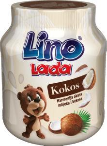 Namaz kremni Lino Lada, kokos, 350g