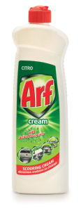 Čistilo Arf, Cream citro, 450ml