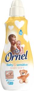 Mehčalec Ornel Baby&sensitive, 900ml