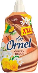 Mehčalec za perilo Ornel, Golden dream 108 pranj, 2,7l