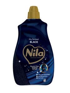 Detergent za pranje perila Nila, gel My sensual black, 50 pranj 2,7l