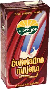 Čokoladno mleko `Z Bregov, 0,5l