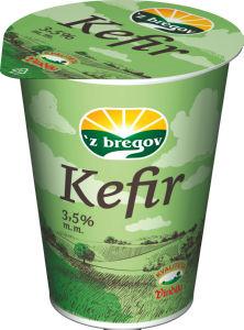 Kefir`Z Bregov, 3.5% m.m., 400g