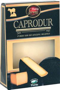 Sir Caprodur, kozji, 250g