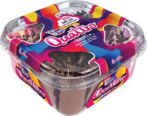 Sladoled Quattro, Romance, 900ml