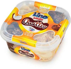 Sladoled Quatro, Lino lada, 1,65l