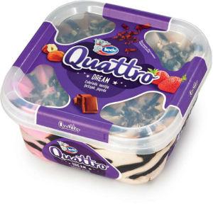 Sladoled Quattro, dream, 1,65l