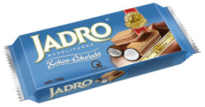Napolitanke Jadro, kokos, 200 g
