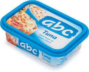 Namaz Abc sveži kremni sir Tuna, 100g