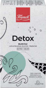 Čaj Franck detox, 40 g