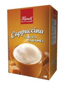 Cappuccino Franck, slana karamela, 148g