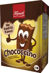 Cappuccino Chococcino, Frank 160g