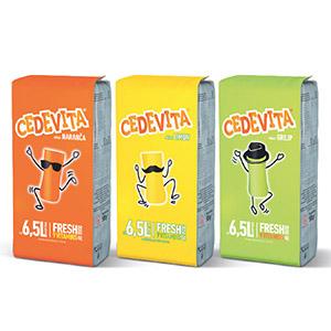 Instantni napitek Cedevita, več okusov, 500g