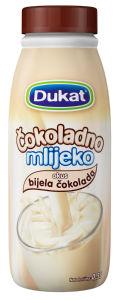 Mleko Dukat, bela čokolada, 0,5 l