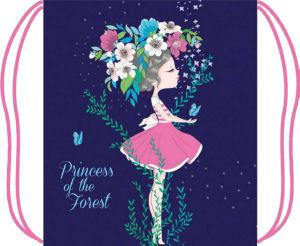 Vrečka za copate Princess