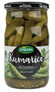 Delikatesne kumarice, Zvijezda, 670g