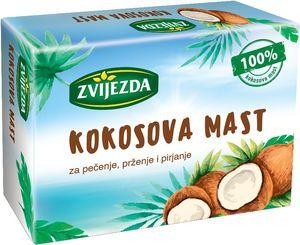 Kokosova maščoba Zvijezda, 250g