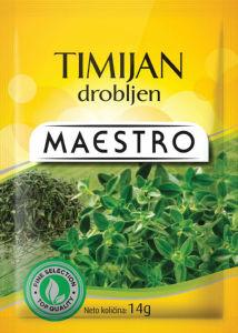 Timijan Maestro, 14g