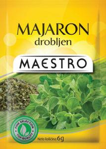 Majaron Maestro, 6g