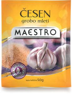 Česen Maestro, grobo mleti, 50g