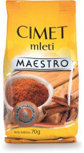 Cimet Maestro, mleti, 70g