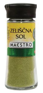 Mešanica začimb Maestro, zeliščna sol, 89g
