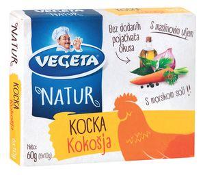 Kocka Vegeta, kokošja, 60g
