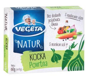 Kocka Vegeta, zelenjavna, 60g