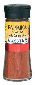 Paprika Maestro sladka kozarec, 45g