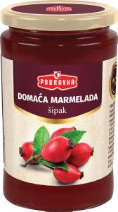 Marmelada domača Podravka šipkova, 440g